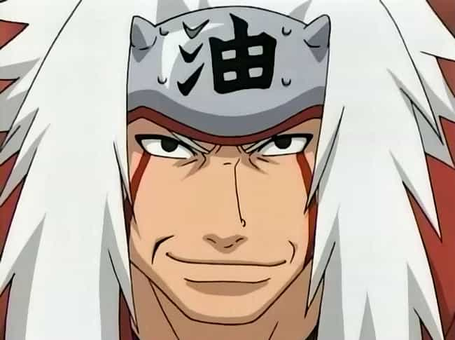 Jiraiya The Toad Sage is listed (or ranked) 4 on the list Ranking Every Shinobi Headband In Naruto Best to Worst