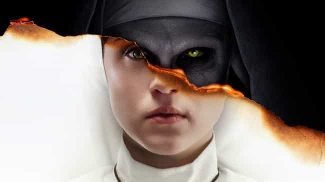 'The Nun' Contains Eas... is listed (or ranked) 8 on the list Everything We Know About 'The Nun' Movie