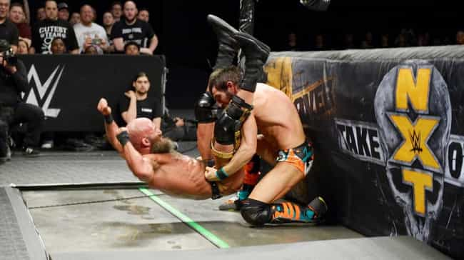 Johnny Gargano Vs. Tomma... is listed (or ranked) 2 on the list The Greatest NXT TakeOver Matches Of All Time