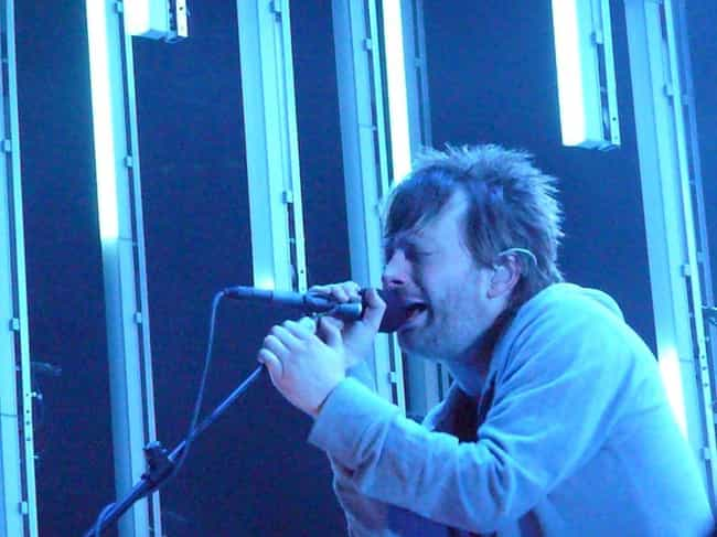 He Had A Mental Breakdow... is listed (or ranked) 2 on the list 12 Things You Didn't Know About Radiohead's Thom Yorke