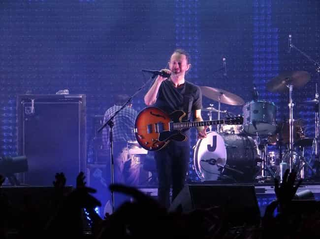 He Refused To Meet With ... is listed (or ranked) 3 on the list 12 Things You Didn't Know About Radiohead's Thom Yorke