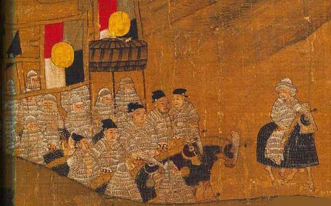 Chinese Warriors In The 12th C... is listed (or ranked) 1 on the list These Historical Peoples Did Some Pretty Interesting Things With Human Waste