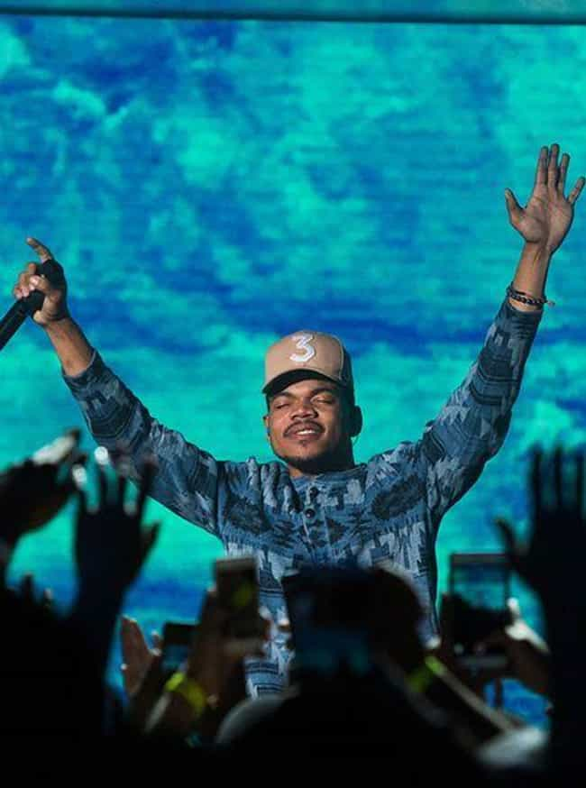 His Net Worth Is More Than $30... is listed (or ranked) 3 on the list Things You Didn't Know About Chance the Rapper