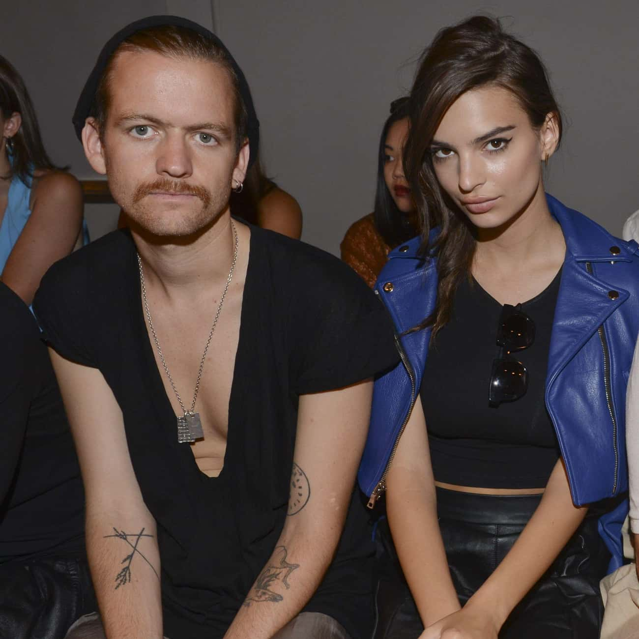 Andrew Dryden is listed (or ranked) 3 on the list Emily Ratajkowski Loves and Hookups