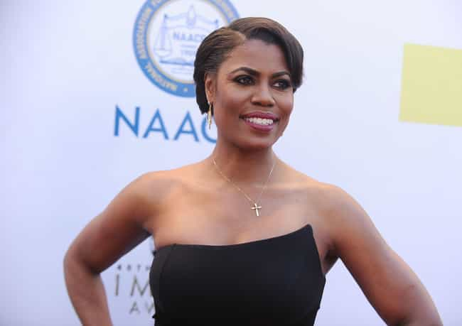 She Claims She Turned Down Hus... is listed (or ranked) 3 on the list From The White House To Big Brother Celebrity Edition: Omarosa's Bizarre Fall From Trump's Graces