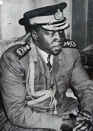 1971: Brutal Leader Idi Amin S is listed (or ranked) 2 on the list What Was The Biggest News Story The Year You Were Born?