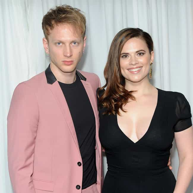 Evan Jones is listed (or ranked) 1 on the list Hayley Atwell Loves and Hookups
