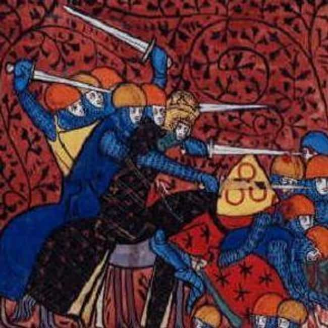 You Expect To Be Called To Fig... is listed (or ranked) 1 on the list What It Was Like To Be On The Front Lines Of A Medieval Battle