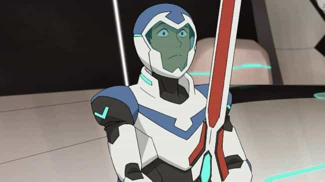 Lance Is The Strongest P... is listed (or ranked) 2 on the list 9 Convincing Voltron: Legendary Defender Fan Theories