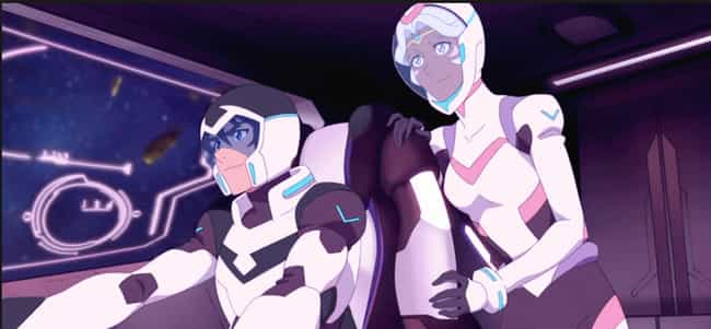 The Black Lion Only Acce... is listed (or ranked) 4 on the list 9 Convincing Voltron: Legendary Defender Fan Theories
