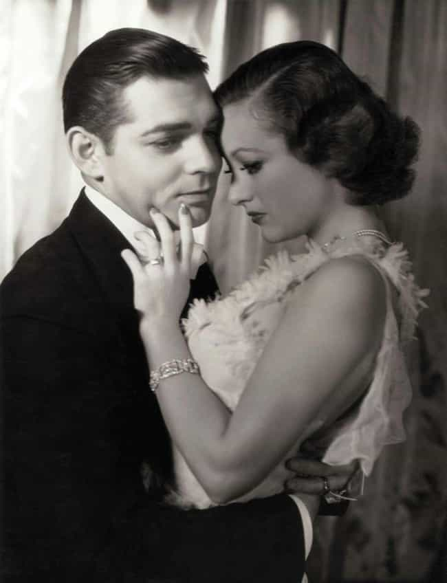 Gable And Joan Crawford ... is listed (or ranked) 1 on the list The Many Affairs Of Clark Gable