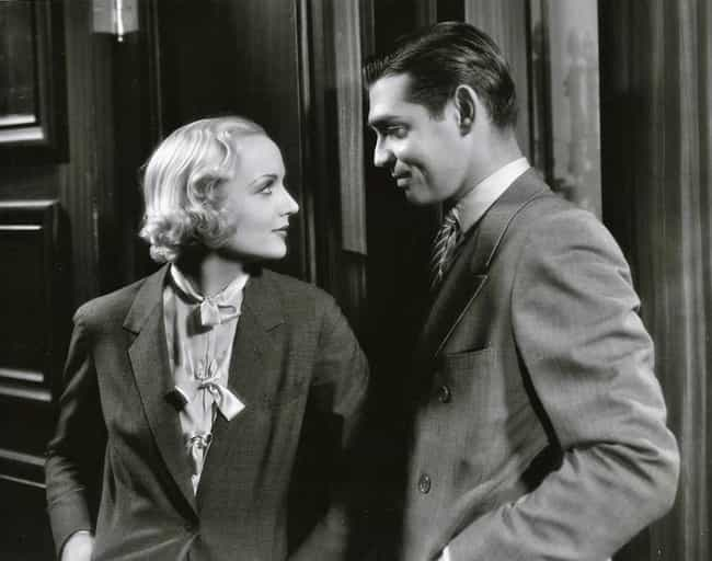 His Third Wife Carole Lo... is listed (or ranked) 2 on the list The Many Affairs Of Clark Gable