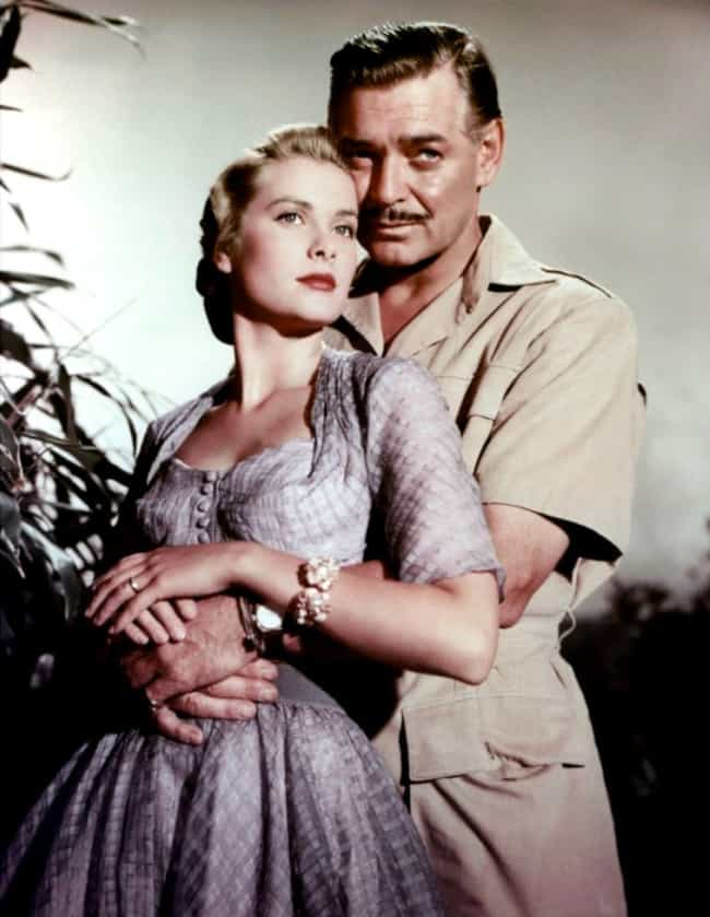 Gable Allegedly Slept Wi... is listed (or ranked) 3 on the list The Many Affairs Of Clark Gable