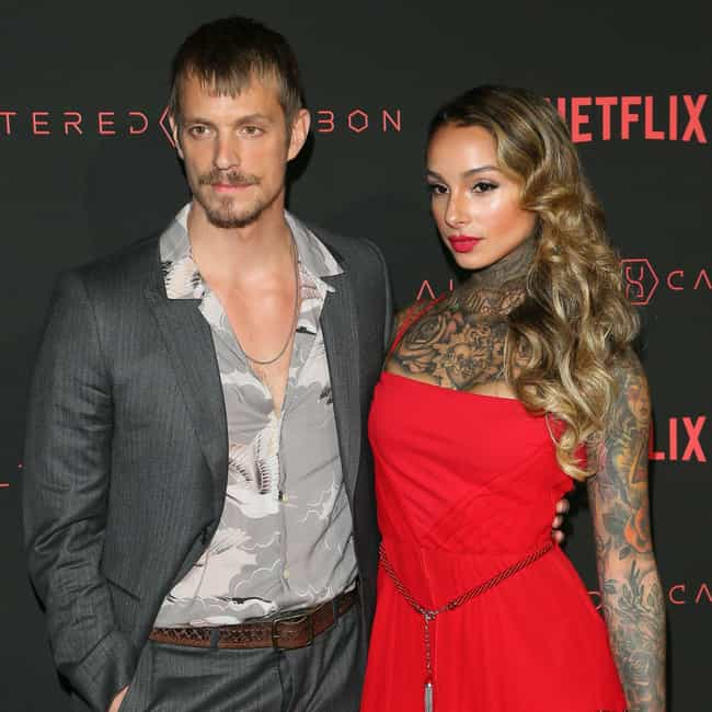 Cleo Wattenstrom is listed (or ranked) 1 on the list Joel Kinnaman Loves and Hookups