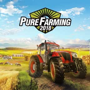 Pure Farming 2018 is listed (or ranked) 24 on the list The Best Xbox One Simulation Games