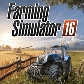Farming Simulator 16 is listed (or ranked) 25 on the list The Best Xbox One Simulation Games