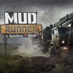 Spintires: Mudrunner is listed (or ranked) 8 on the list The Best Xbox One Simulation Games