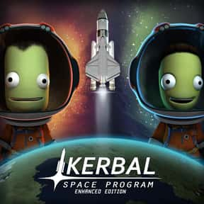 Kerbal Space Program is listed (or ranked) 20 on the list The Best Xbox One Simulation Games