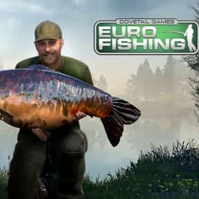 Euro Fishing is listed (or ranked) 19 on the list The Best Xbox One Simulation Games