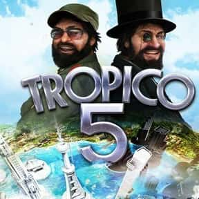 Tropico 5 is listed (or ranked) 4 on the list The Best Xbox One Simulation Games