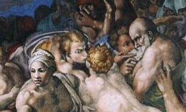He Painted Subversive Messages is listed (or ranked) 1 on the list How Michelangelo's Relationships With Men Inspired His Art And Stuck It To The Catholic Church