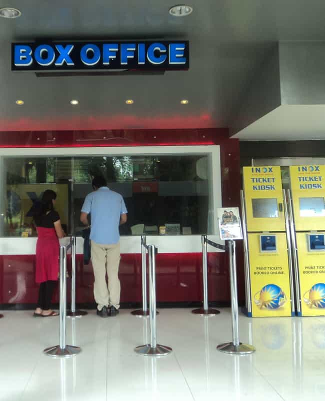 US Ticket Sales Hit A 25-Year ... is listed (or ranked) 1 on the list Why Are Movie Theaters Struggling To Make Money?