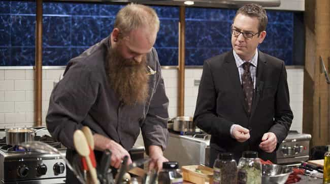 It Takes A Long, Long Time To ... is listed (or ranked) 4 on the list 12 Things You Didn't Know About Competing On 'Chopped'