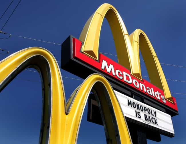 Jerry Jacobson Devised H... is listed (or ranked) 1 on the list An Ex-Cop Rigged The McDonald's Monopoly Game And Won Almost Every Prize For 12 Years