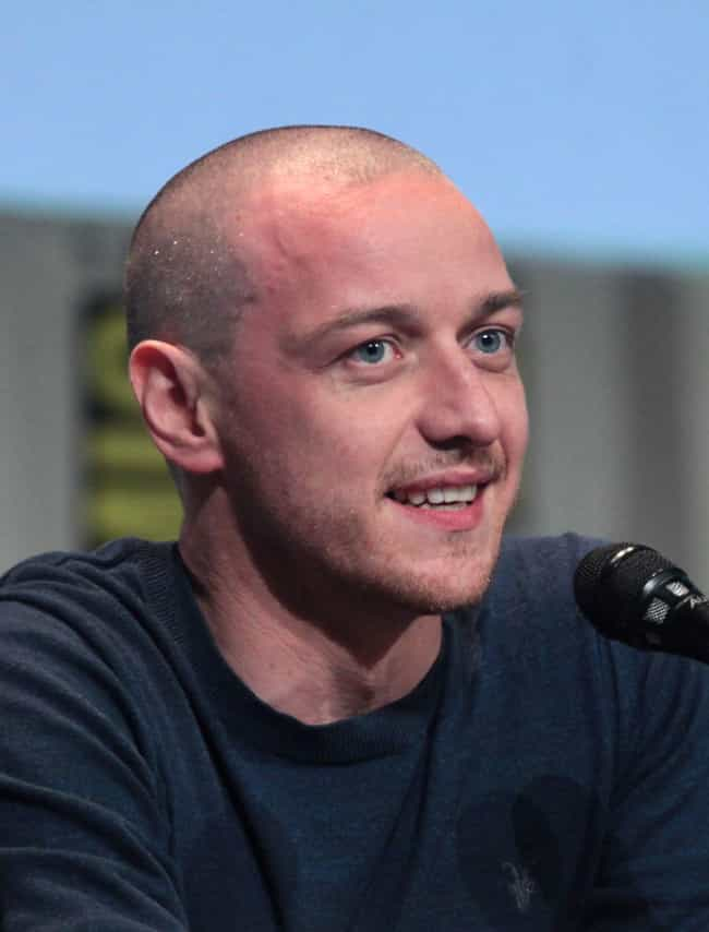 Emma Neilson is listed (or ranked) 3 on the list James McAvoy Loves and Hookups