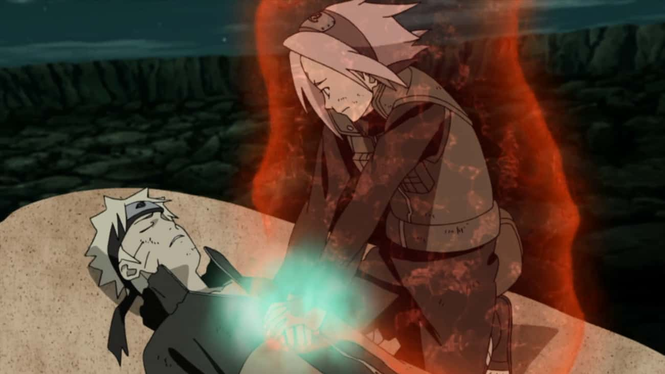 She's Not Useless is listed (or ranked) 3 on the list 12 Reasons Sakura Haruno Is Better Than You Think
