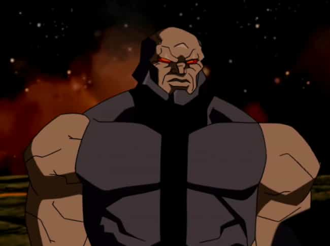 Darkseid And The Light Will Ul... is listed (or ranked) 3 on the list 12 'Young Justice' Fan Theories