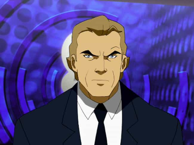 Gordon Godfrey Has Been ... is listed (or ranked) 1 on the list 12 'Young Justice' Fan Theories