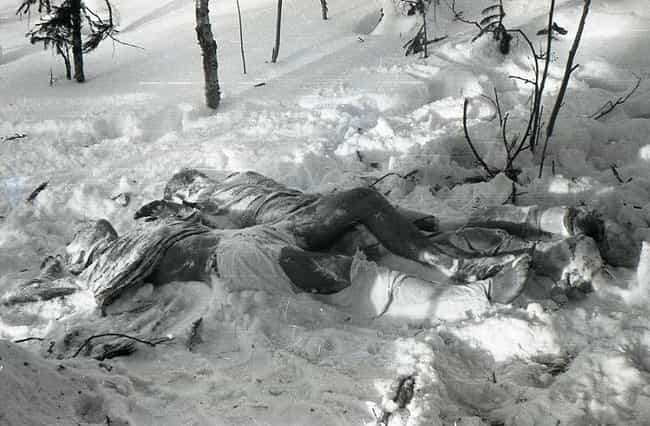 The Campers' Tents Were Ri... is listed (or ranked) 3 on the list Russia's Dyatlov Pass Incident:Nine Skiers Died And No One Ever Figured Out What Happened