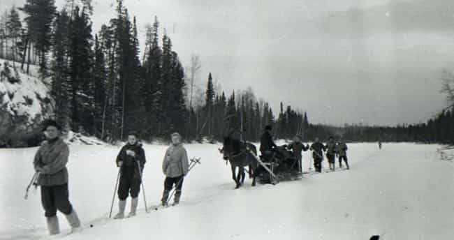 One Of The Bodies Was Missing ... is listed (or ranked) 1 on the list Russia's Dyatlov Pass Incident:Nine Skiers Died And No One Ever Figured Out What Happened