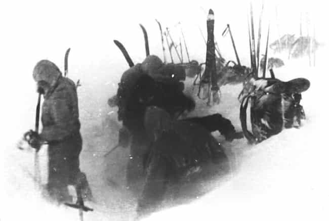 Their Clothing Tested Positive... is listed (or ranked) 2 on the list Russia's Dyatlov Pass Incident:Nine Skiers Died And No One Ever Figured Out What Happened