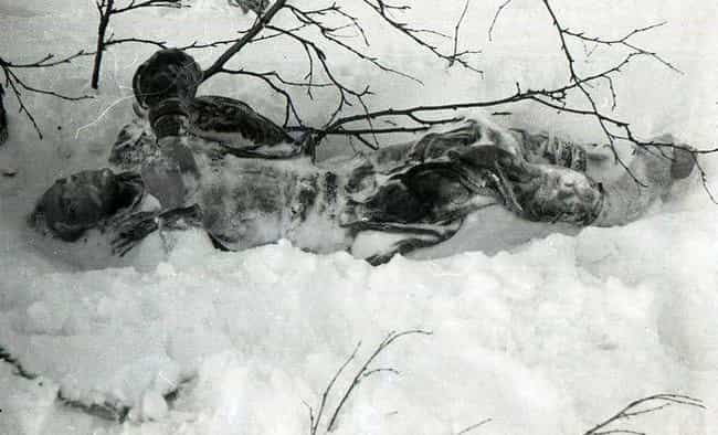 Some Investigators Believe The... is listed (or ranked) 4 on the list Russia's Dyatlov Pass Incident:Nine Skiers Died And No One Ever Figured Out What Happened