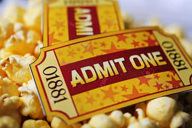 With Fewer Ticket-Buyers, Thea... is listed (or ranked) 3 on the list Why Are Movie Theaters Struggling To Make Money?