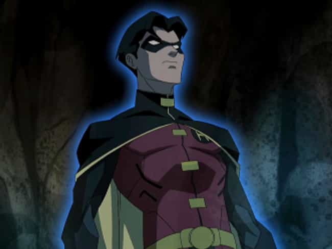 Red Hood Will Finally Show Up is listed (or ranked) 3 on the list 12 'Young Justice' Fan Theories