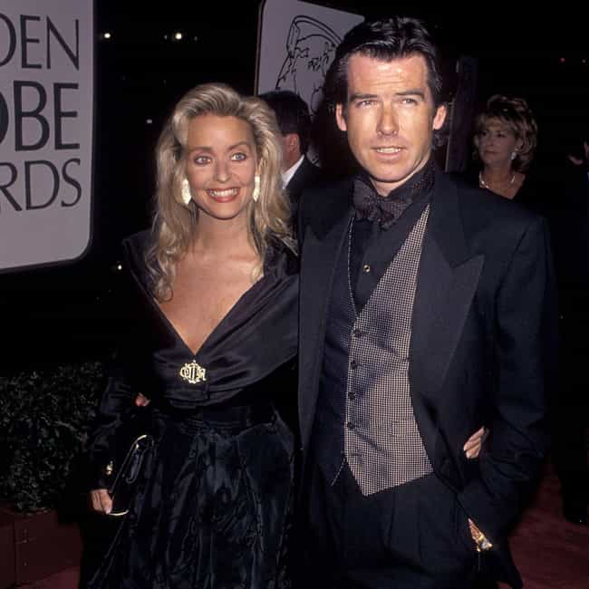 Kathryn Kinley is listed (or ranked) 2 on the list Pierce Brosnan Loves and Hookups