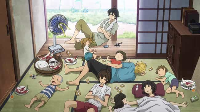 Barakamon is listed (or ranked) 2 on the list The 15 Best Iyashikei Anime That Will Lift Your Spirits