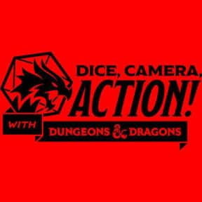 Dice, Camera, Action! is listed (or ranked) 23 on the list The Most Popular D&D Podcasts Right Now, Ranked