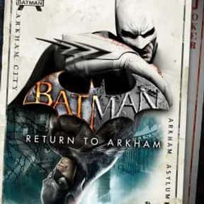 Batman: Return to Arkham is listed (or ranked) 2 on the list The Best Xbox One Superhero Games