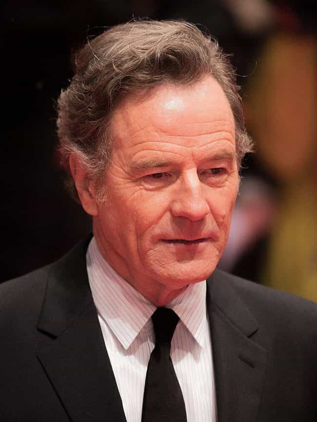 He Had To Work Hard Before His... is listed (or ranked) 6 on the list Why Bryan Cranston Is Cooler Than You Think