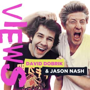 VIEWS with David Dobrik and Ja is listed (or ranked) 16 on the list The Most Popular Comedy Podcasts Right Now, Ranked