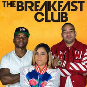 The Breakfast Club is listed (or ranked) 25 on the list The Most Popular Comedy Podcasts Right Now, Ranked