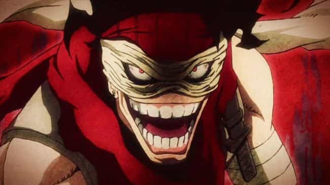 Stain is listed (or ranked) 2 on the list The 15 Best 'My Hero Academia' Villains To Appear So Far