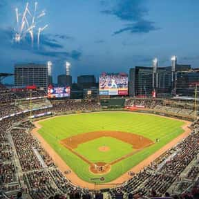Suntrust Park is listed (or ranked) 8 on the list The Best MLB Ballparks