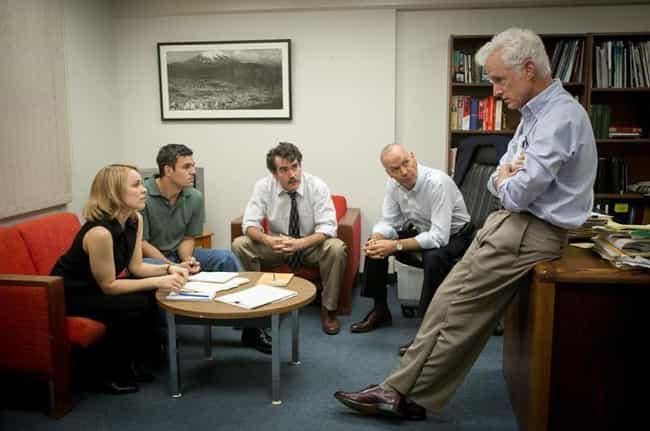 Jack Dunn Threatened To Sue Fo... is listed (or ranked) 3 on the list All The Things 'Spotlight' Gets Wrong (And Right) About The Pulitzer Prize-Winning True Story