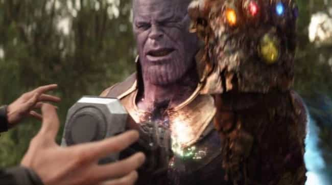 After Thanos's Snap, The Time ... is listed (or ranked) 5 on the list Details Infinity War Fans Didn't Catch… Until They Watched It In 4K