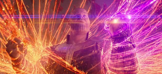 Thanos Uses The Soul Stone To ... is listed (or ranked) 6 on the list Details Infinity War Fans Didn't Catch… Until They Watched It In 4K